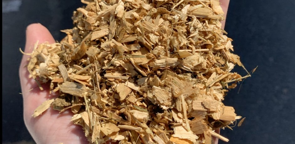 Dust Free Hypoallergenic shavings Recycled horse bedding